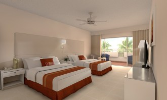 Sunscape Puerto Plata Dominican Republic - Accommodations - Deluxe Suite