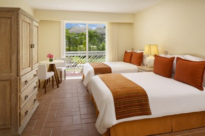 Sunscape Sabor Cozumel - Accommodations - Double Bed Suite
