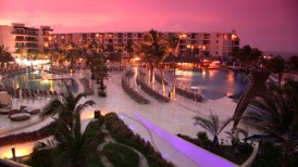 Dreams Riviera Cancun Resort & Spa - Grounds - Sunset