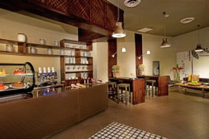 Breathless Punta Cana Resort & Spa - Restaurants & Bars - The Nook Café – artisan coffee, tea and pastries