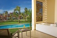 Breathless Punta Cana Resort & Spa - Accommodations - Allure Junior Suite Swimout