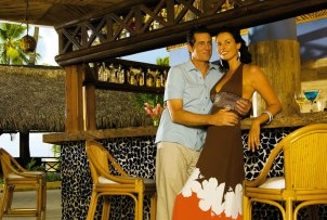 Dreams Punta Cana Resort & Spa - Restaurants & Bars - Bar Couple