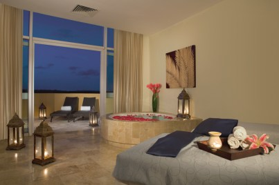 Now Jade Riviera Cancun - Activities - Spa Cabin Jacuzzi