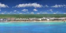 Sunscape Sabor Cozumel - Grounds - Aerial View