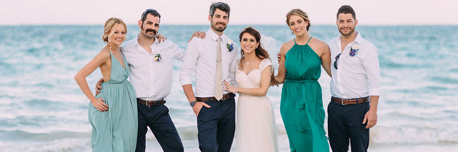 Shannon & Steve - Destination Wedding - Riviera Maya 2016 - Featured Image