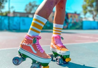 Pigeon's Roller Rink Opens as a Pop-Up Skate Venue for the Thriving So Cal Roller Skate Community