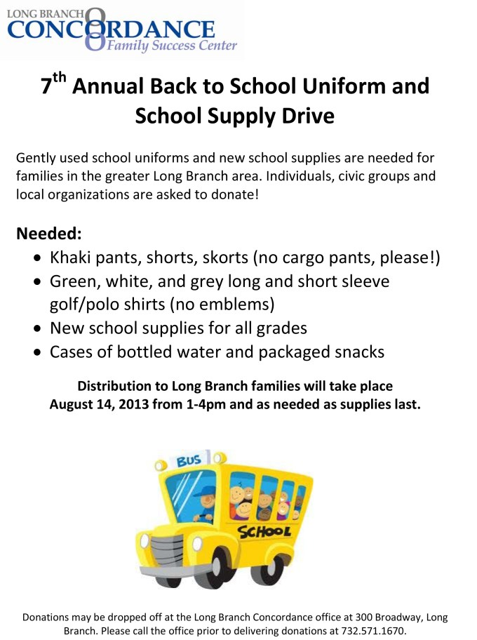 school supplies donation request letter