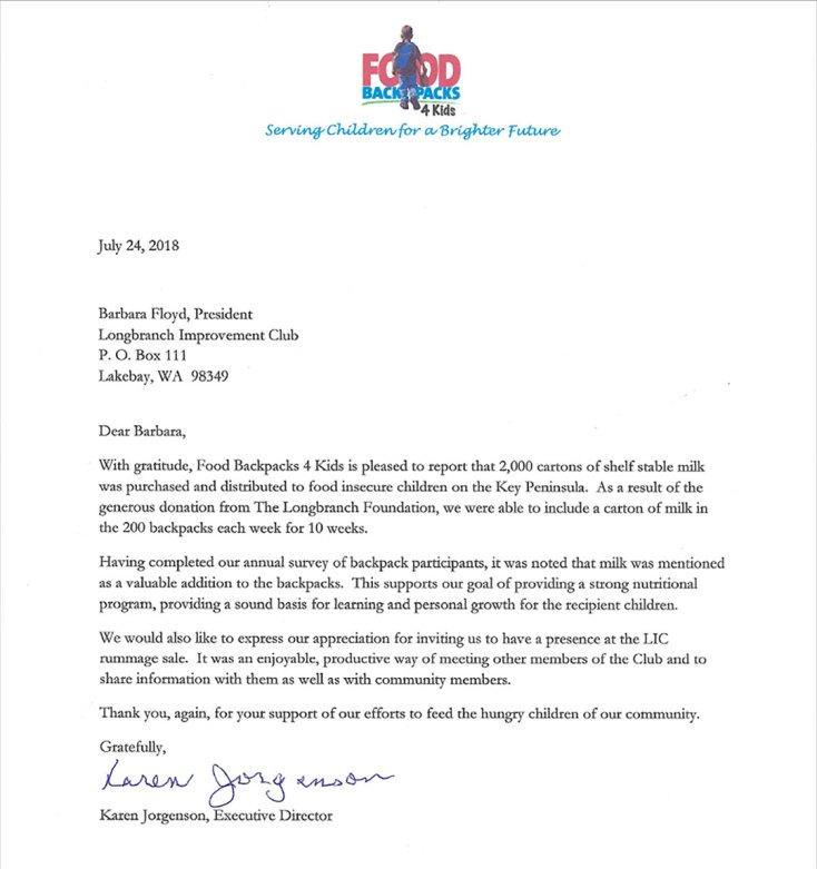 Longbranch-Foundation-Food-Backpacks-4-Kids-letter-2018