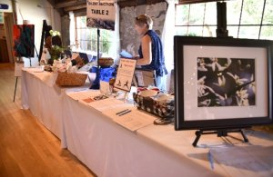 TLF Auction Night Items Displayed