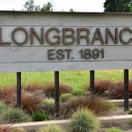 Longbranch, Washington sign