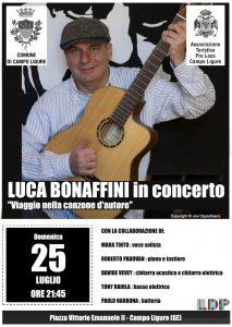 Luca Bonaffini in concerto