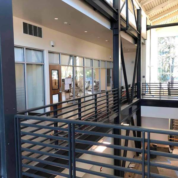 Terra Linda Student Center interior