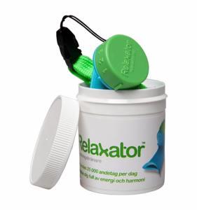 Relaxator - din personlige åndedrætstræner.
