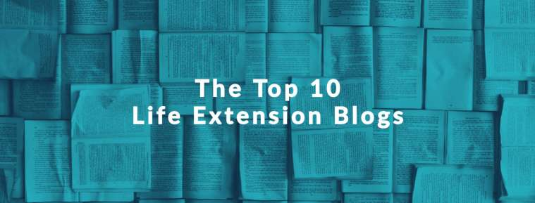 The Top 10 Life Extension Blogs by Longevity Advice