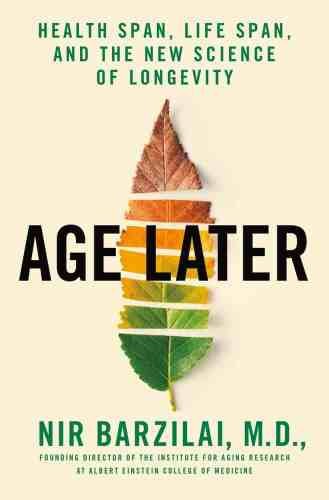 age later aging research book cover