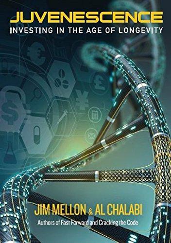 juvenescence longevity book cover
