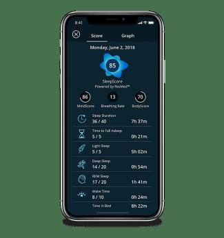 ScoreScore is a top sleep app for 2021