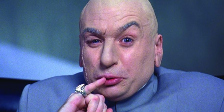 dr evil human genome project
