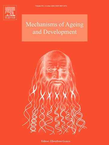 ageing science journal mechanisms of ageing and development