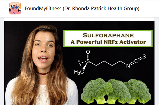 longevity facebook group foundmyfitness dr. rhonda patrick
