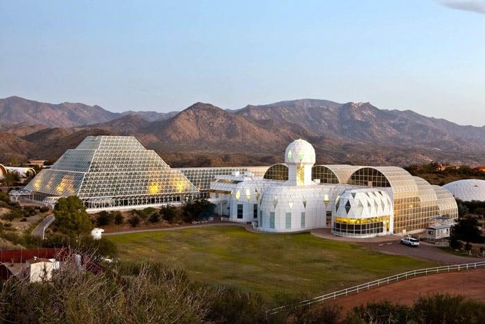 biosphere 2 caloric restriction experiment