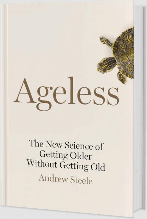 ageless top anti aging book