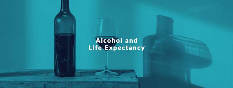 alcohol and life expectancy