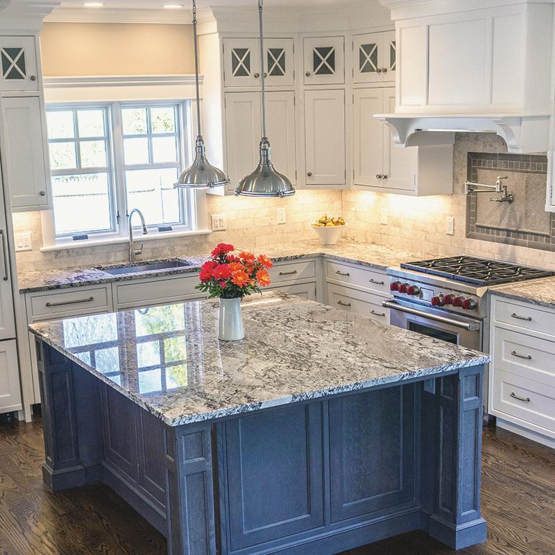 Cape Cod Architect & Builder Kitchen & Bathroom Design