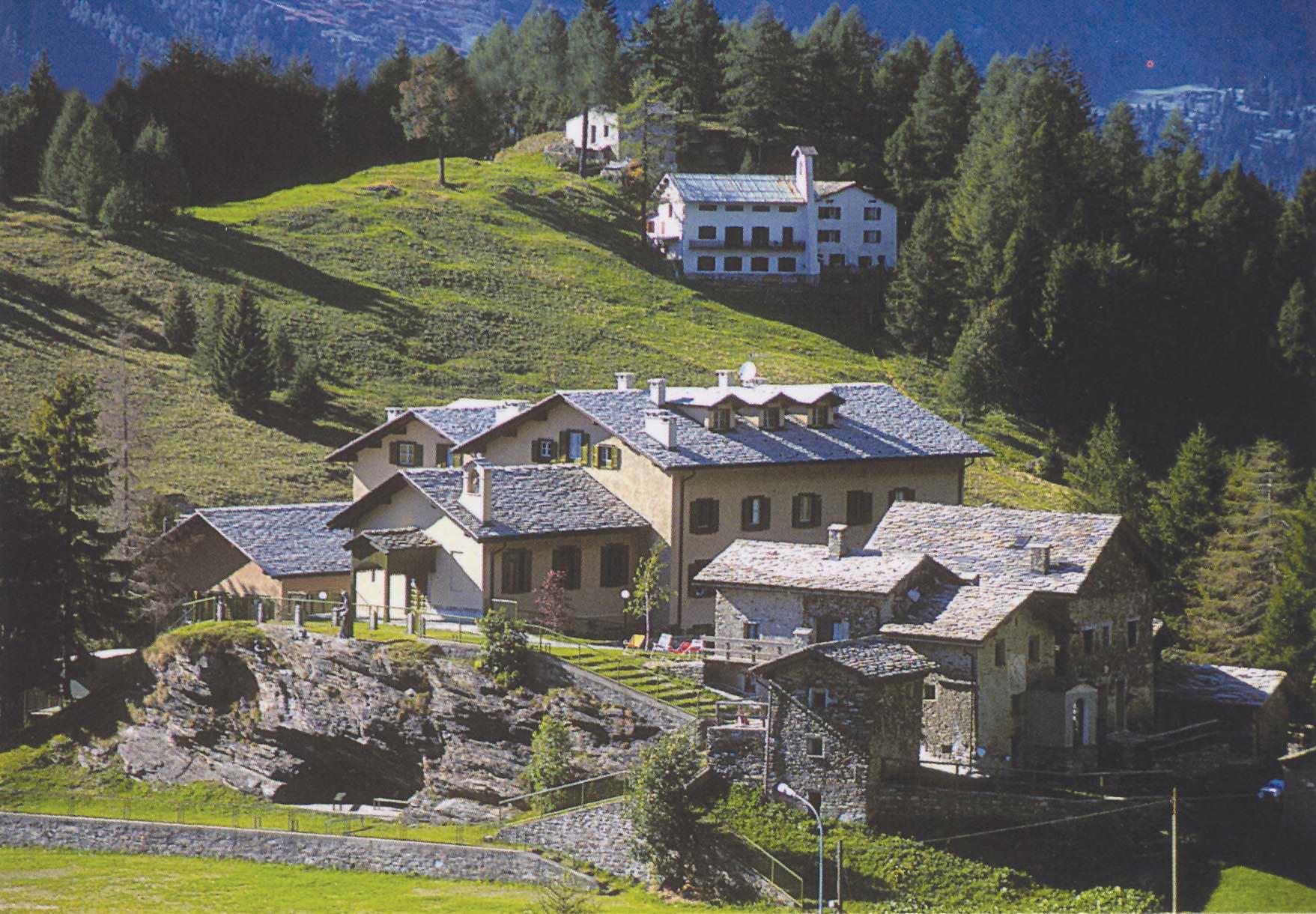 Casa alpina SLuigi GualderaCampodolcino SO