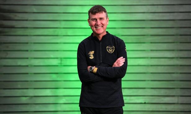 Stephen Kenny picks his first Ireland squad for upcoming games - Longford  Leader