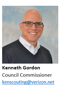 Kenneth Gordo Council Commissioner