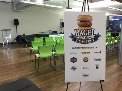 First National Bagel Eating Contest to be Held Tomorrow in ...