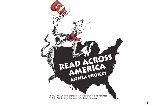 Happy Birthday, Dr. Seuss! National Read Across America