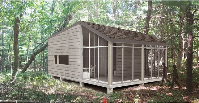 NYS Parks to Build First Vacation Cabins and Cottages at