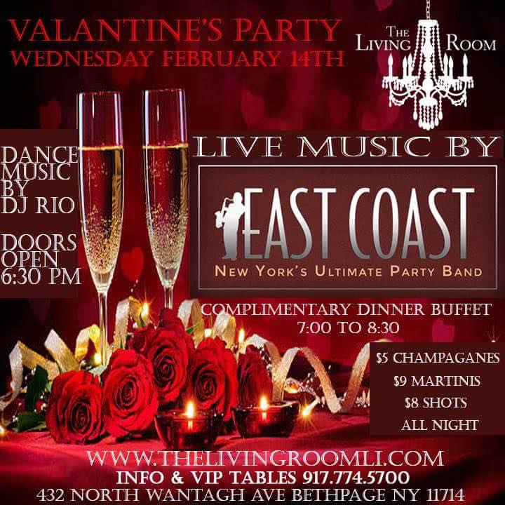 living room bethpage new york old designs valentine s day at the live music long island