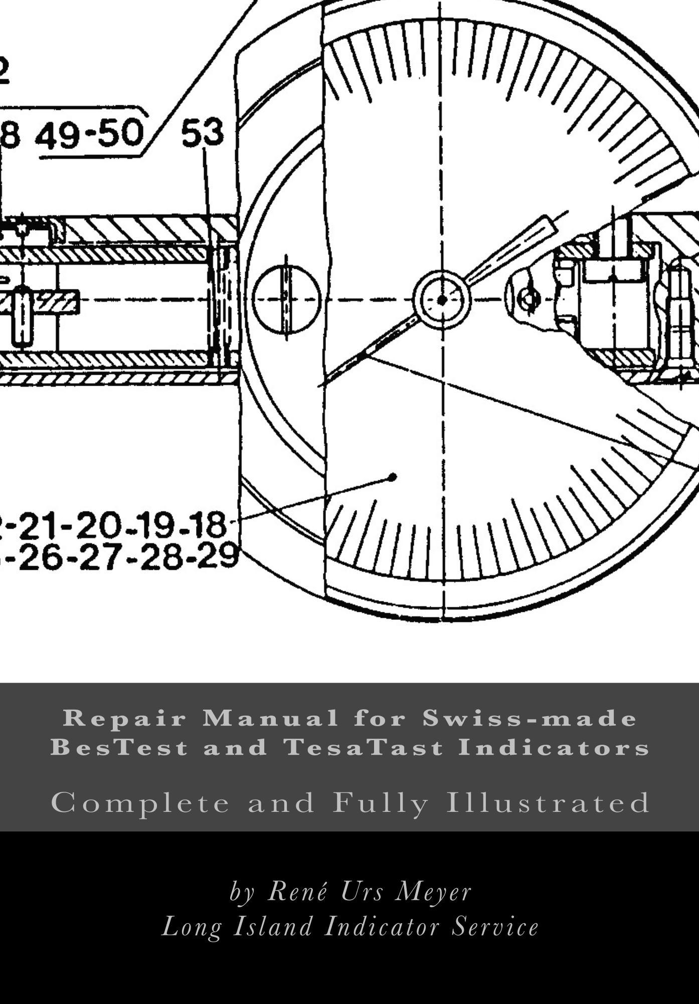BesTest Indicator Repair Manual