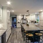 An Alure Ing Modern Farmhouse Kitchen Renovation