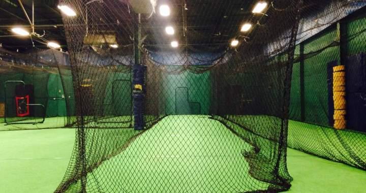 batting cage rentals