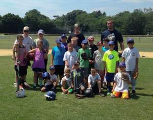 Locust Ave Town Ball Fields Summer Baseball Camp
