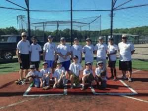 Moriches Sports Complex Summer Baseball Camp