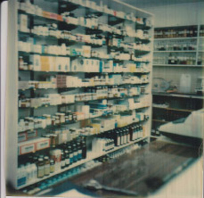 Dispensary feb 77