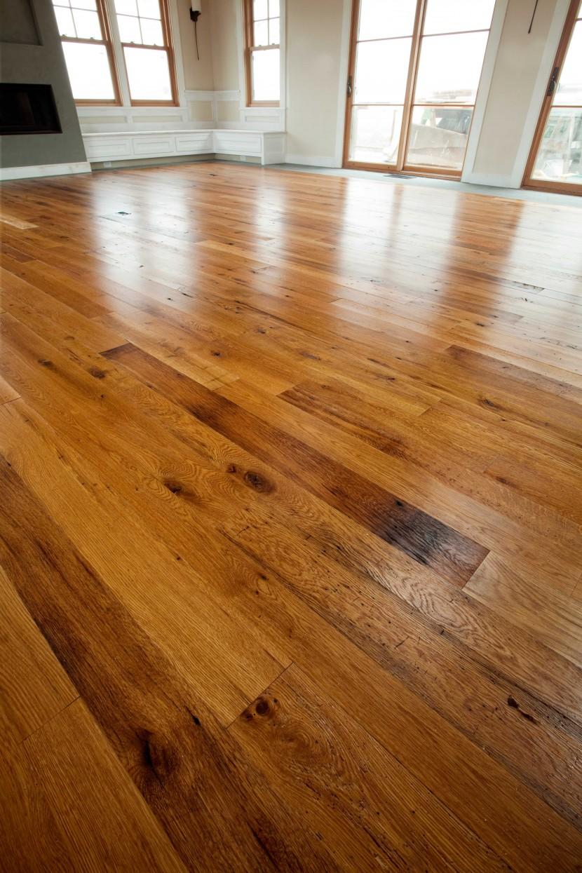 Longleaf Lumber  Chestnut  Oak Flooring