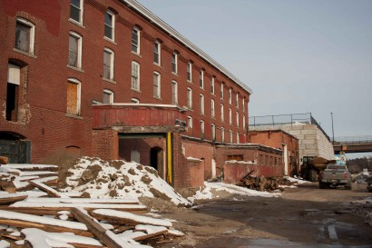 Amoskeag Mill No 12 Annex