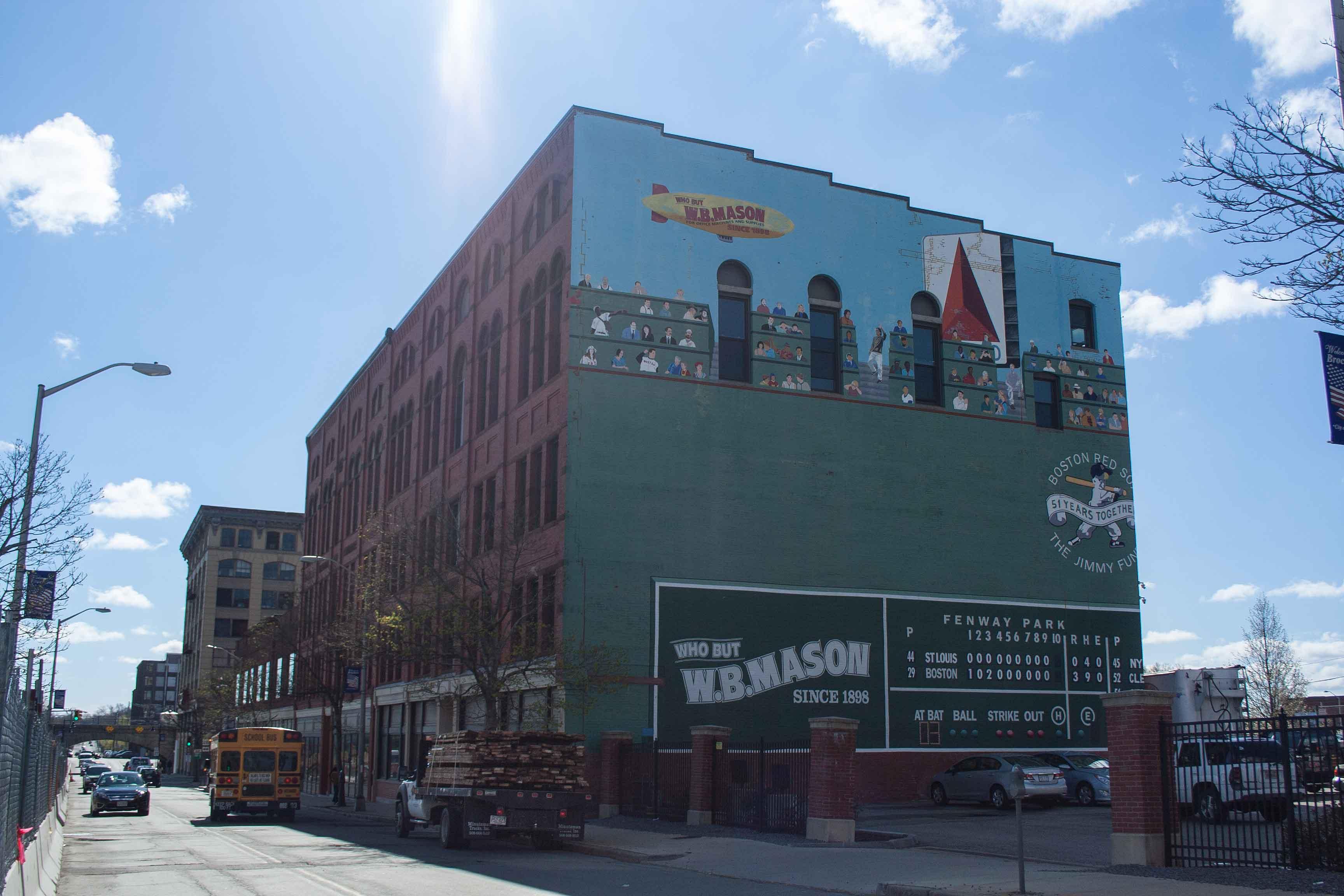 Longleaf Lumber  WB Mason Headquarters