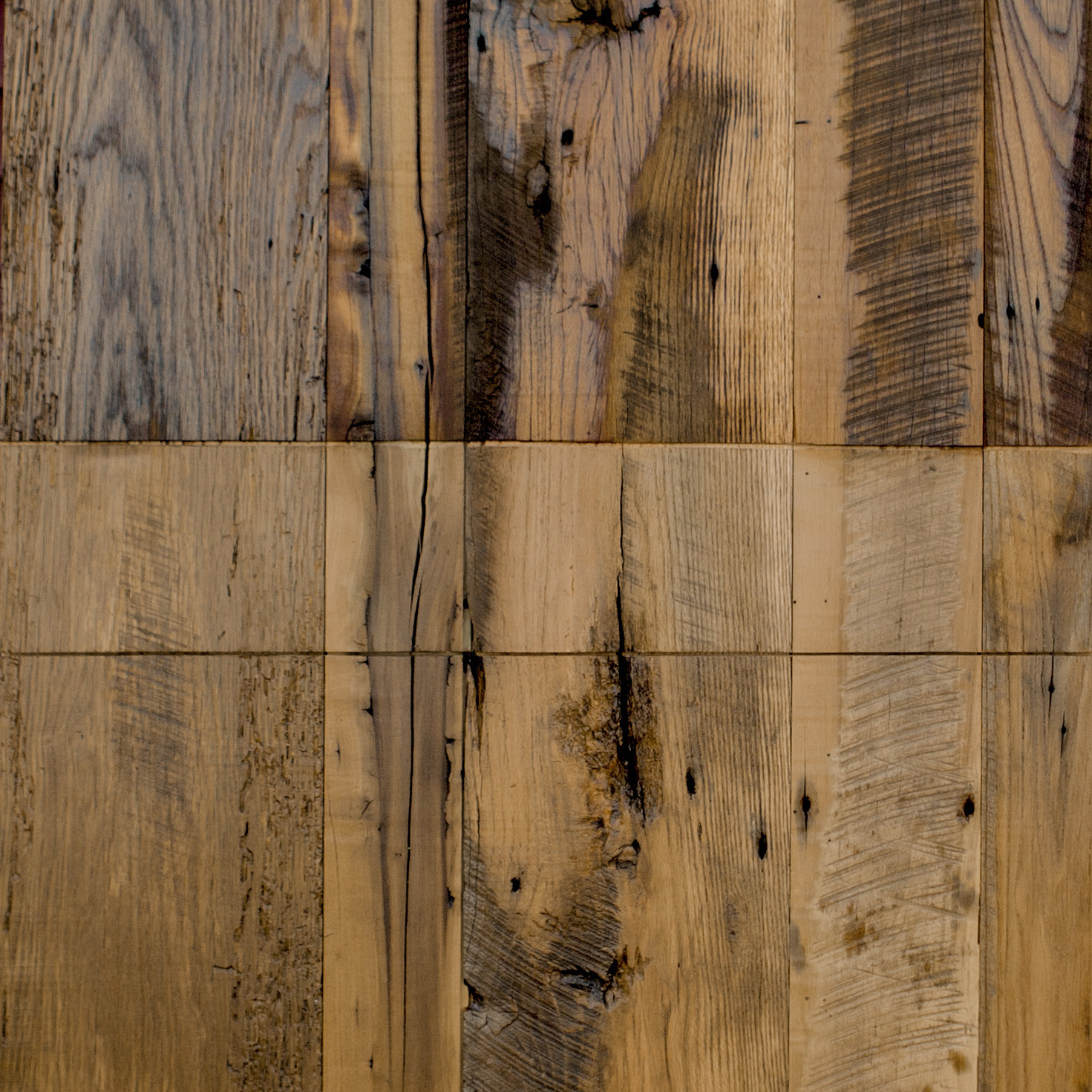Longleaf Lumber  Reclaimed  Salvaged Wood Wall and