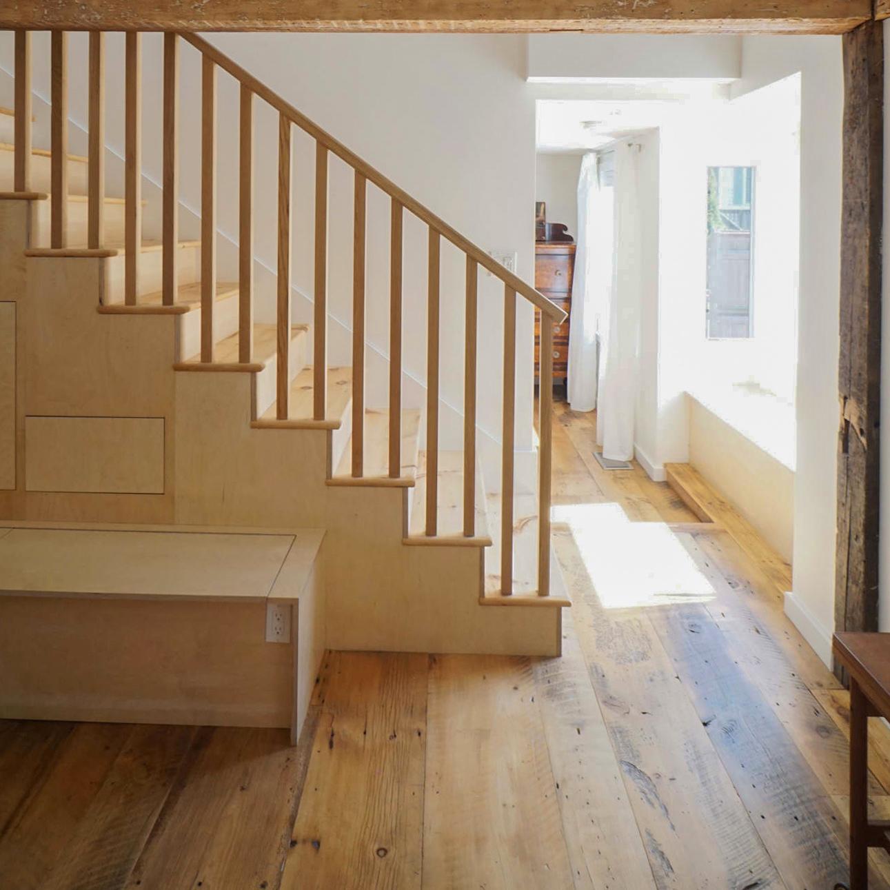Longleaf Lumber  Reclaimed SkipPlaned White Pine