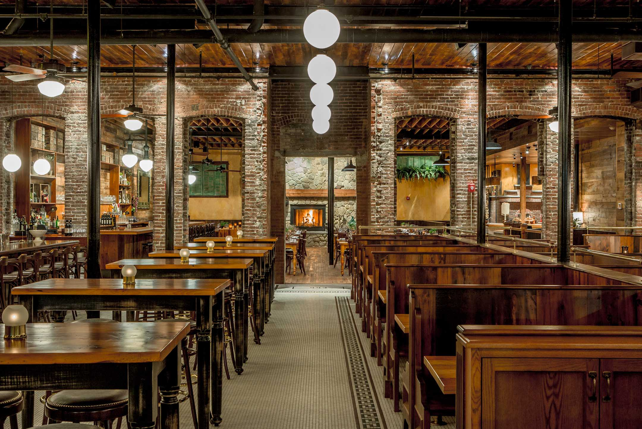 Longleaf Lumber  Capo Restaurant South Boston