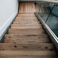 Longleaf Lumber: Reclaimed Hickory Stair Treads for Custom ...