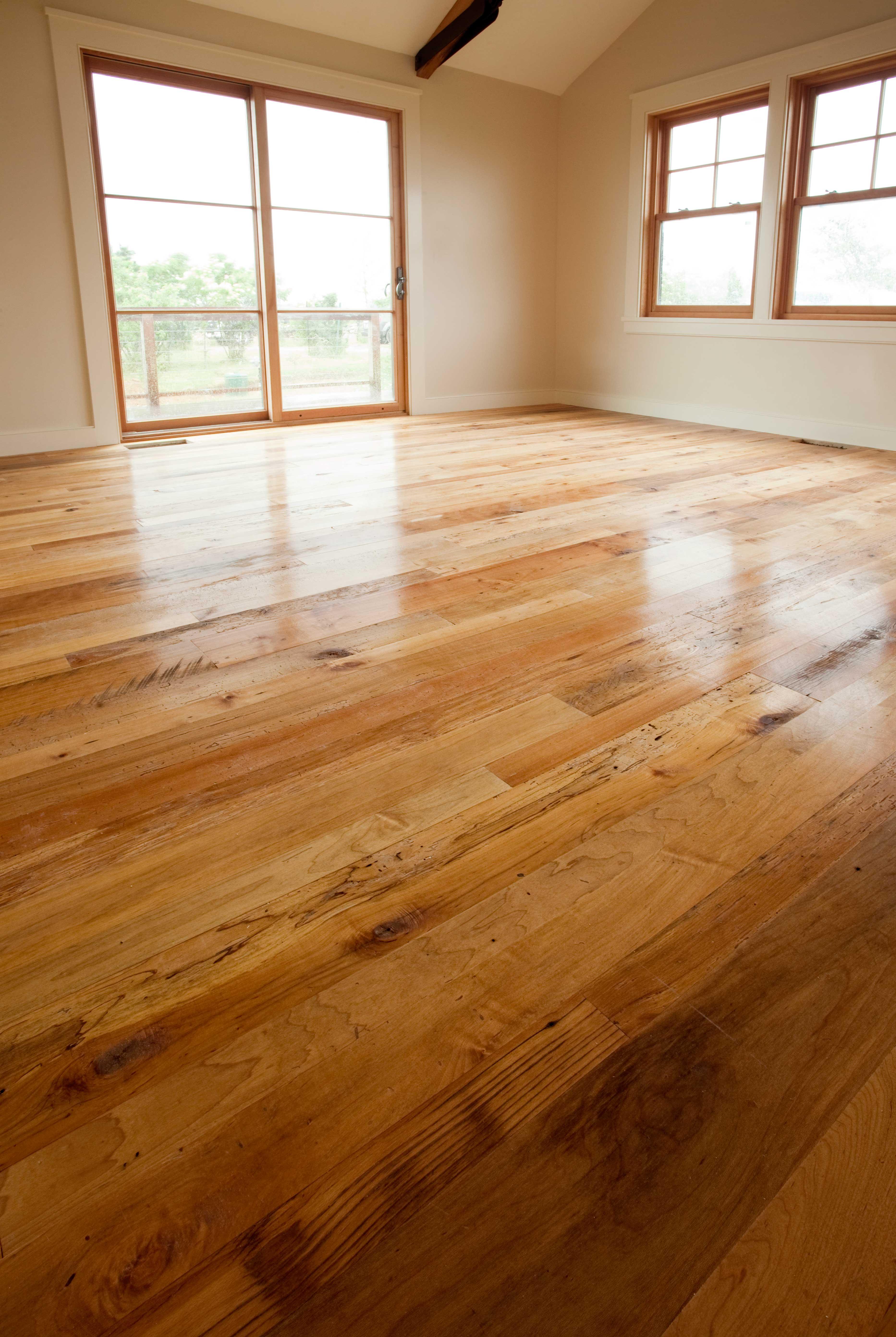 Longleaf Lumber  Reclaimed Resawn Maple Wood Flooring