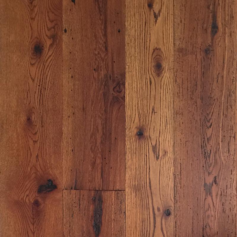 Longleaf Lumber  Reclaimed Rustic Red Oak Flooring